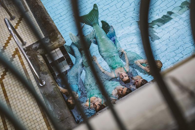 mermaids activism leeds